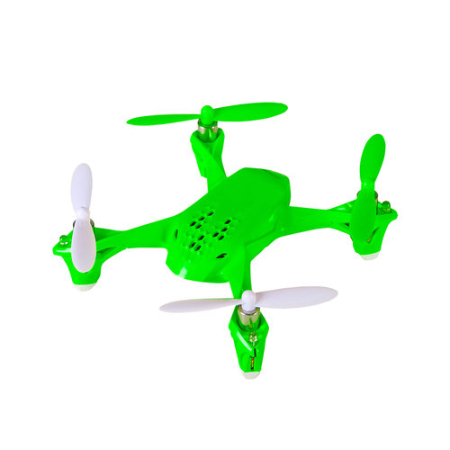 Hubsan H108 2.4GHz 4 - Channel RC Quadcopter Flying Drone, Green