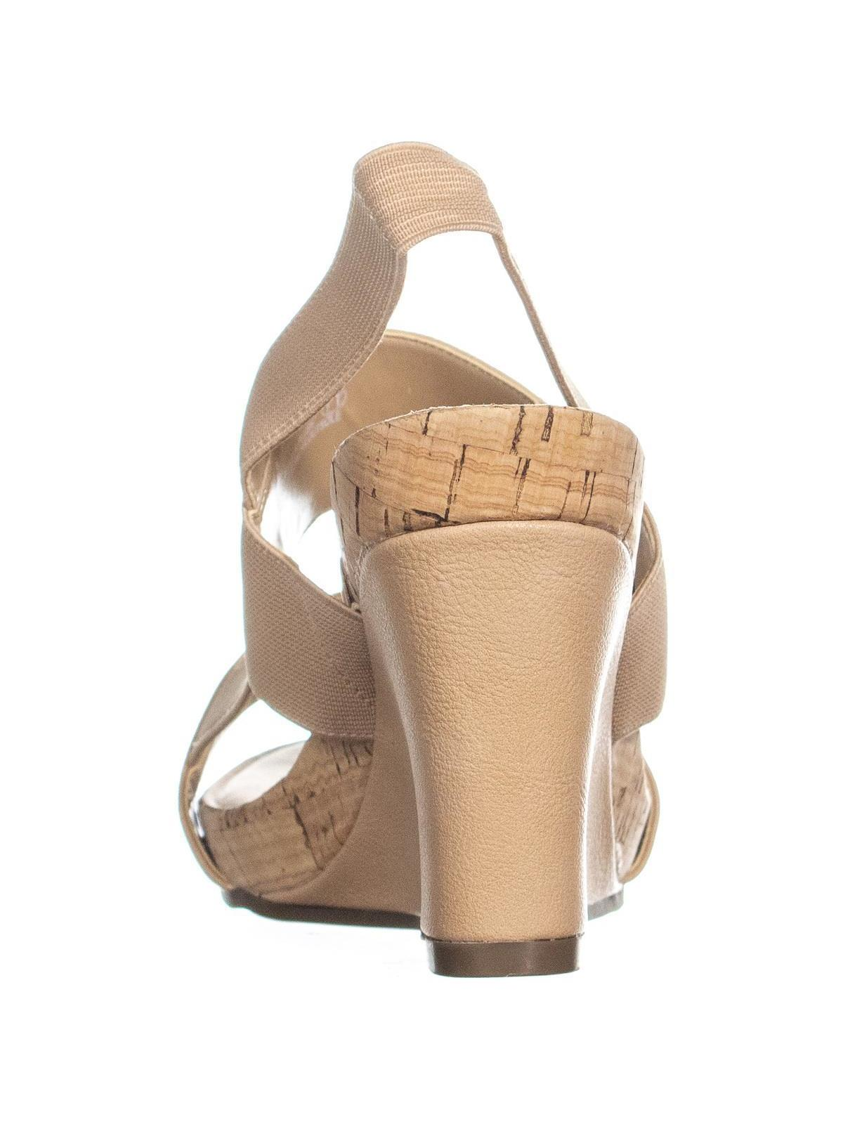 f73edaaca1d2 Womens Aerosoles Magnolia Plush Wedge Sandals