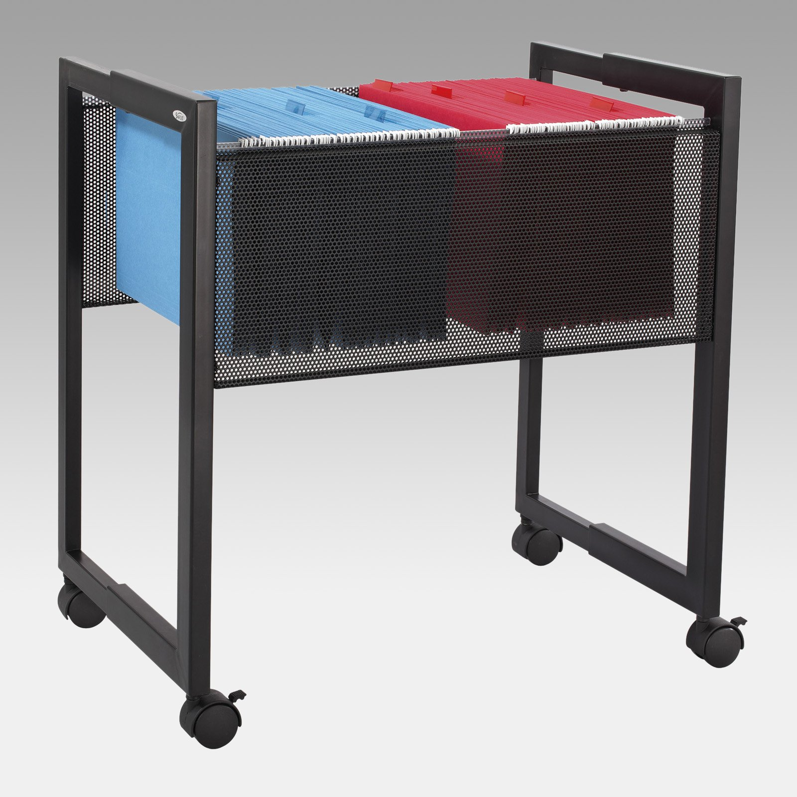 Steel Adjustable Mobile File Cabinet