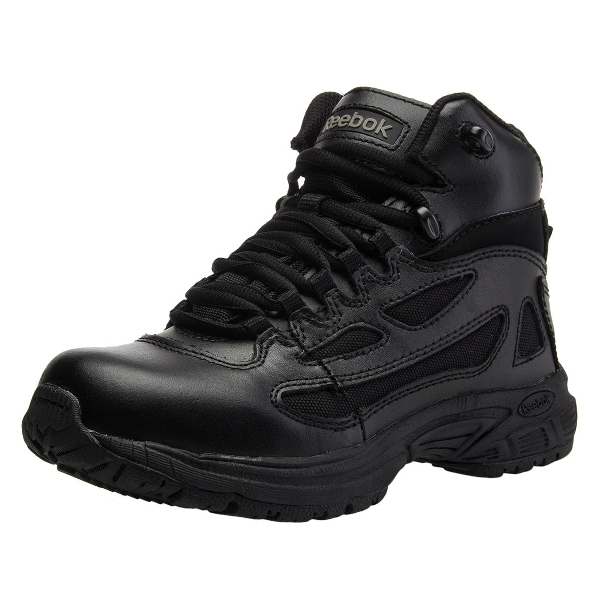 Reebok Women Rapid Response 4 Tactical Boots Soft Toe Sho...