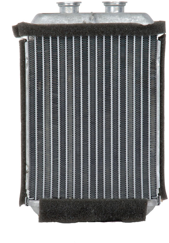 HVAC Heater Core Rear OMNIPARTS 25064004