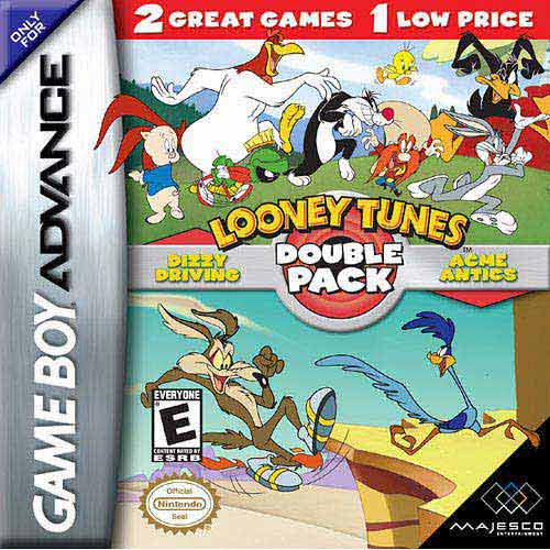 Looney Tunes Double Pack GBA