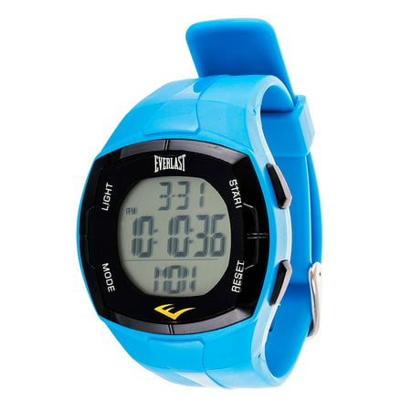 Everlast HR2 Heart Rate Monitor Watch with Chest Strap Transmitter - Heart Rate Transmitter Belt