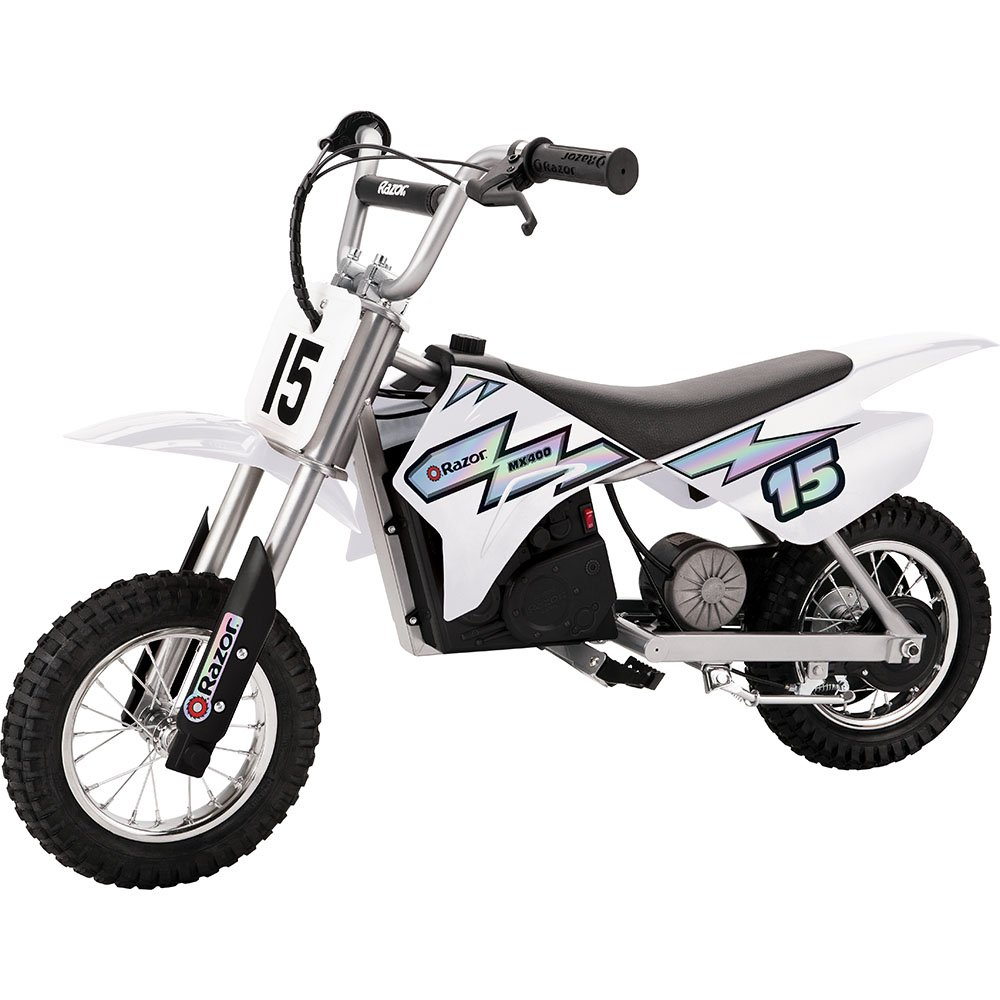 Razor Mx400 Dirt Rocket 24v Electric Toy Motocross Motorcycle Dirt
