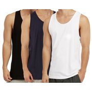 Men's Athletic Heavyweight Workout Cotton Tank Top