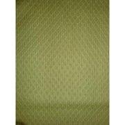 Antigua Ottoman in Royal Oak-Fabric:Green Diamonds