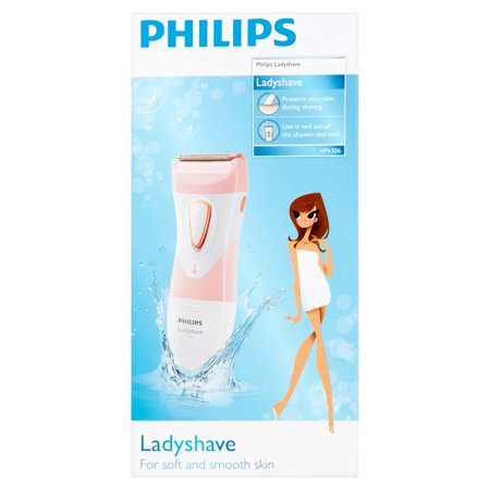Philips Ladyshave Wet And Dry Battery Operated Shaver