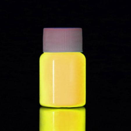 Face Fluorescent  UV Glow Neon Body Paint Pigment 20ml Super Bright HPPY