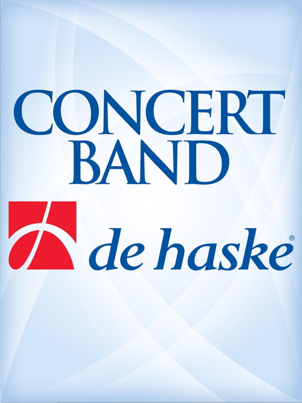De Haske Music Dancescriptions Concert Band Level 4 Composed by Peter Kleine Schaars by De Haske Music