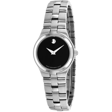 Movado Women's Juro Watch Swiss Quartz Sapphire Crystal 605024 Sapphire Crystal Watch Glass