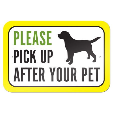 Please Pick Up After Your Pet 9