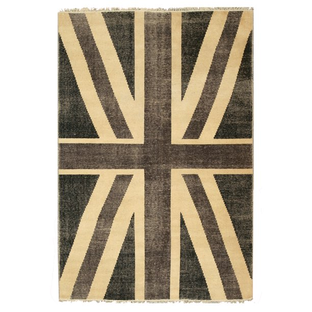 Union Jack British Flag Rug