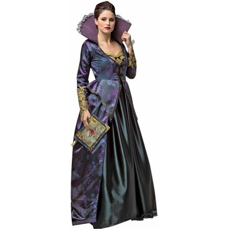 Once Upon A Time Evil Queen Women's Adult Halloween Costume