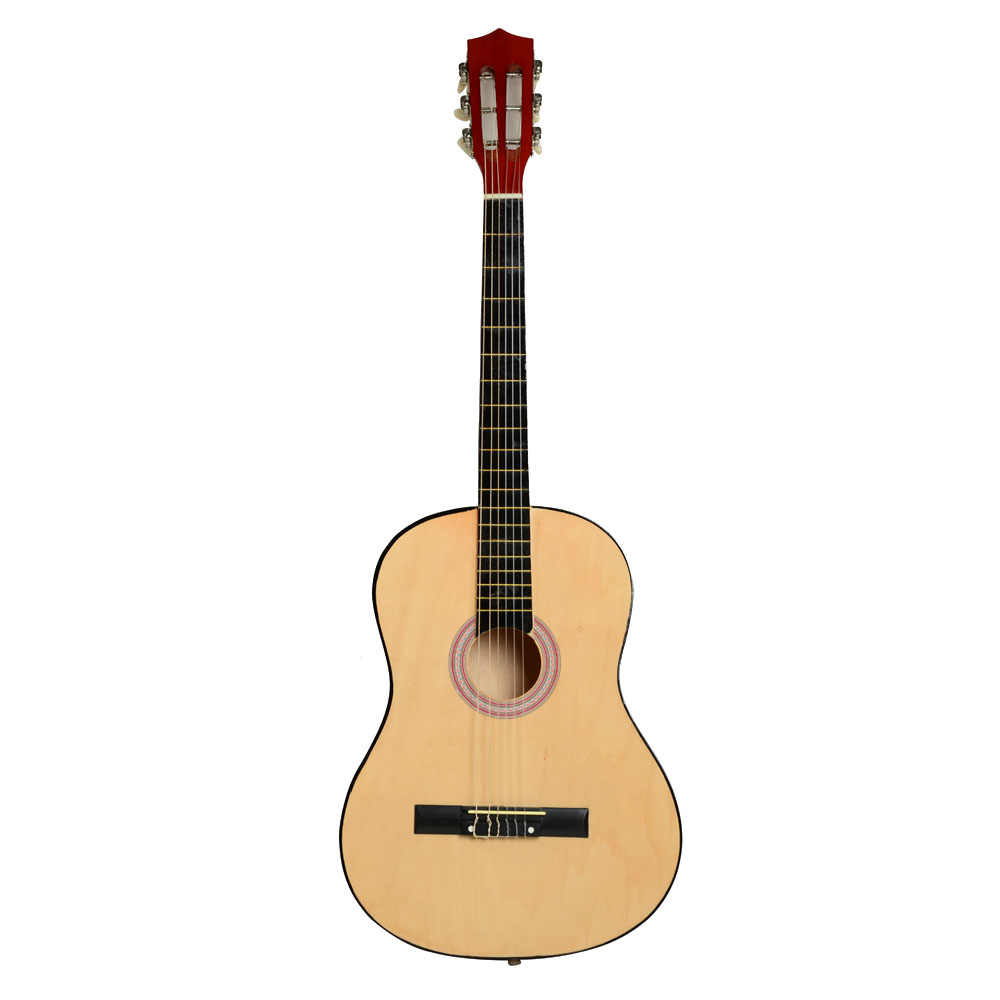 """Ktaxon New 38"""" Beginer Acoustic Guitar Basswood + Pick + String Guitar Center by"""