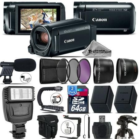 Canon VIXIA HF R800 Camcorder - Kit B6
