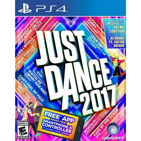 Just Dance 2017 - Pre-Owned (PS4) - Party City Coupon Code 2017
