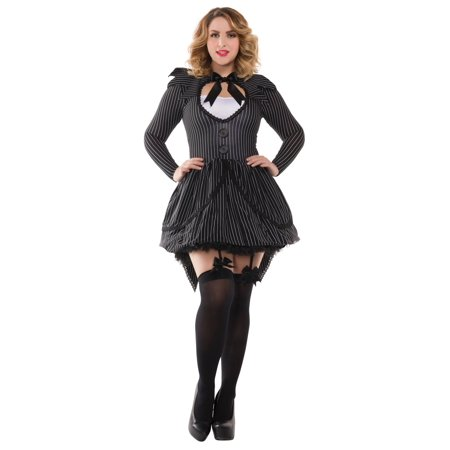 Plus Size Bad Dreams Costume - Plus Size Big Bad Wolf Costume