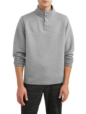 Swiss Tech Men's Reversible Pullover