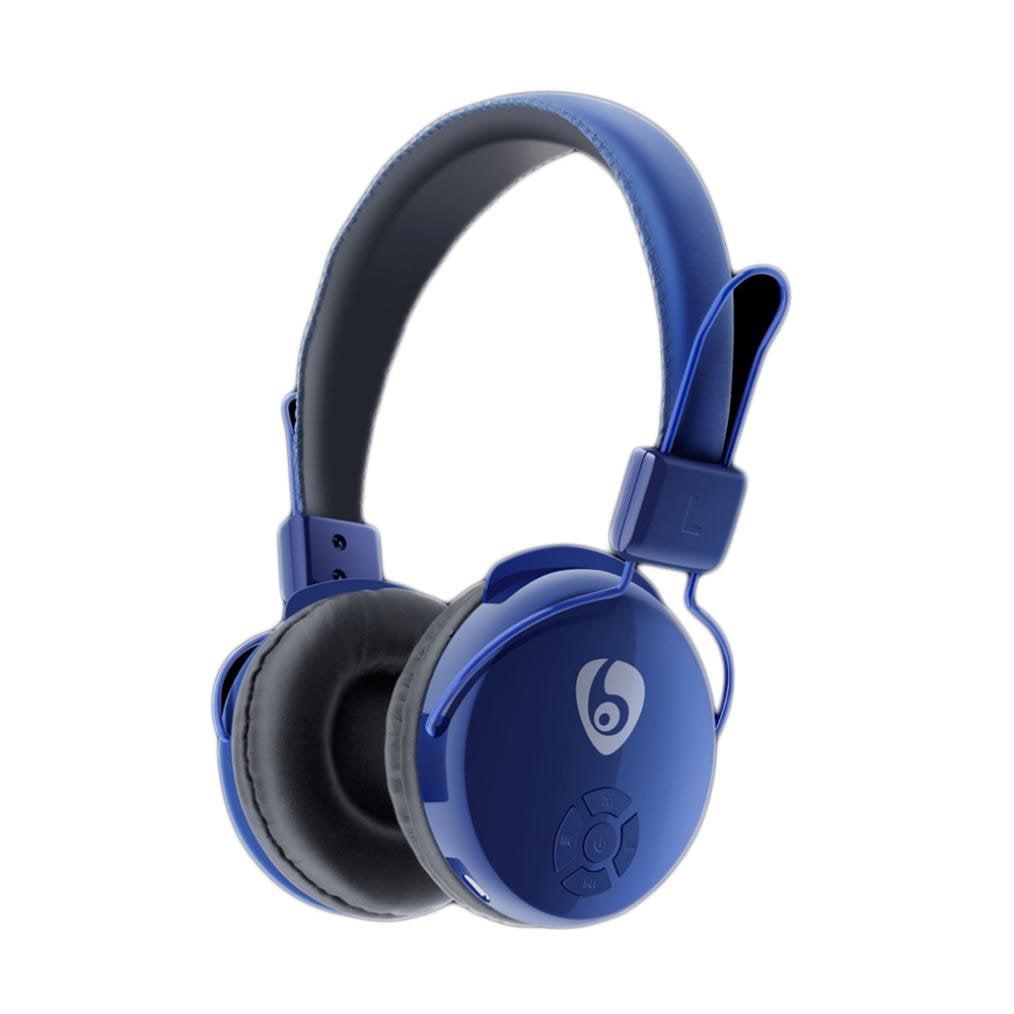 GBSELL Wireless Bluetooth Stereo Headset Earphone Headpho...