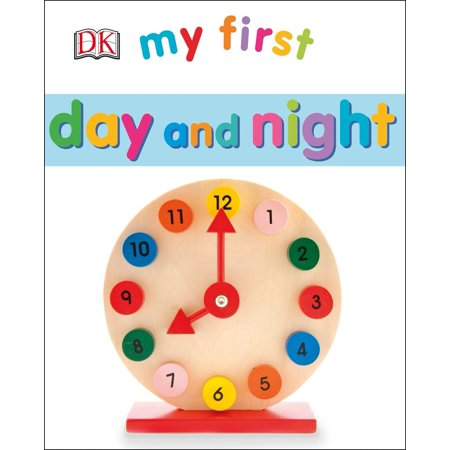 My 1st Day and Night (Board Book)