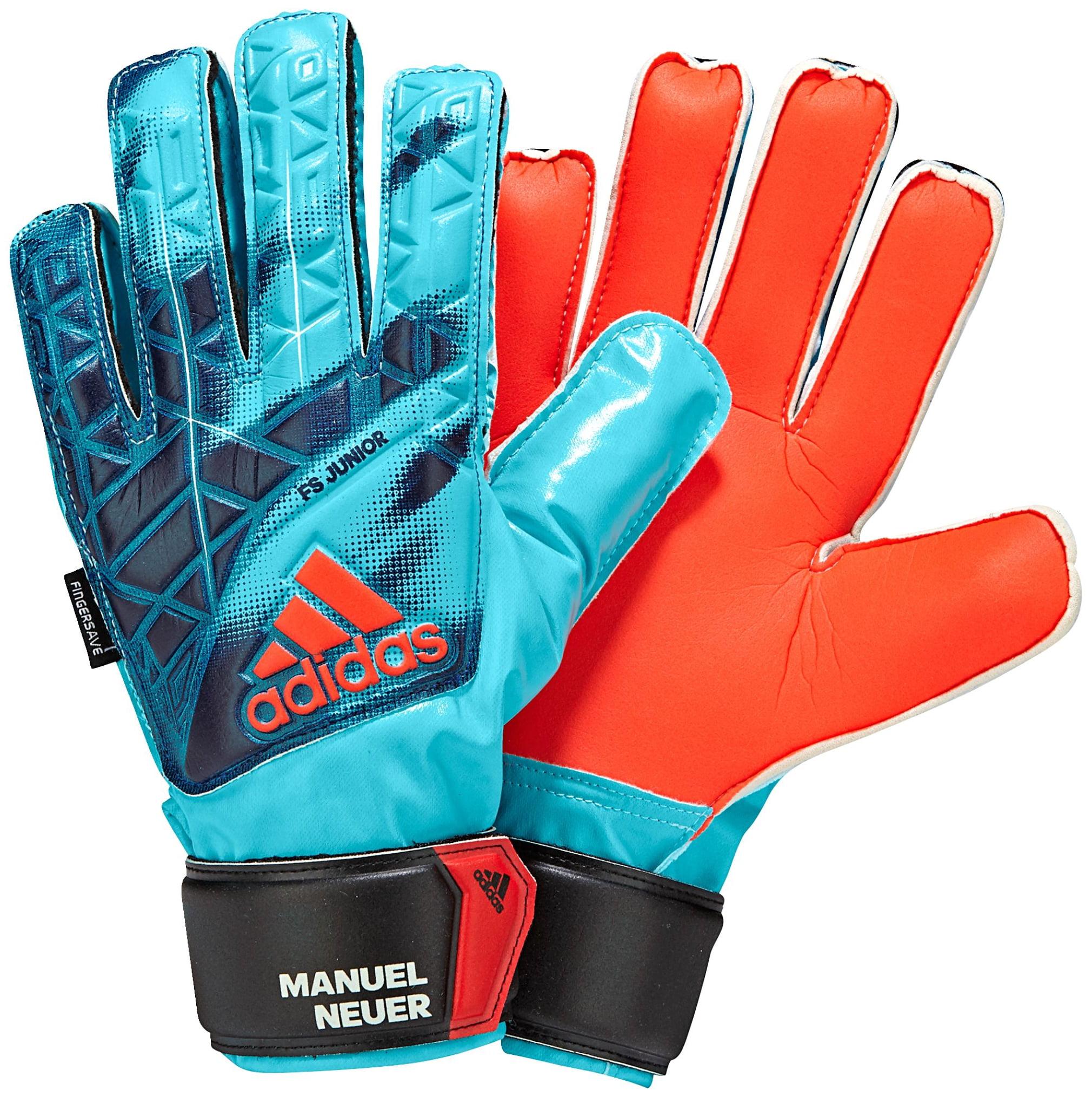 Adidas Youth Ace Fingersave Junior Manuel Neuer Soccer Go...