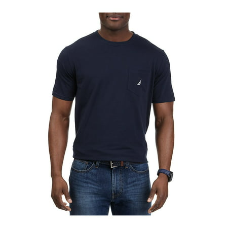 Anchor Pocket Tee (Men And Women Clothing)