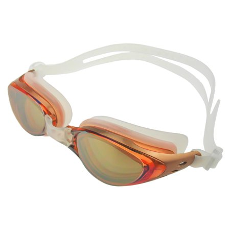 1224ee49f0aa1 ... Unisex Adult Fashionable Durable Anti-UV Anti-Fog Anti-shatter  Adjustable Swimming Goggles Swim Glasses with FREE Pair of Earplugs &  Protection Case