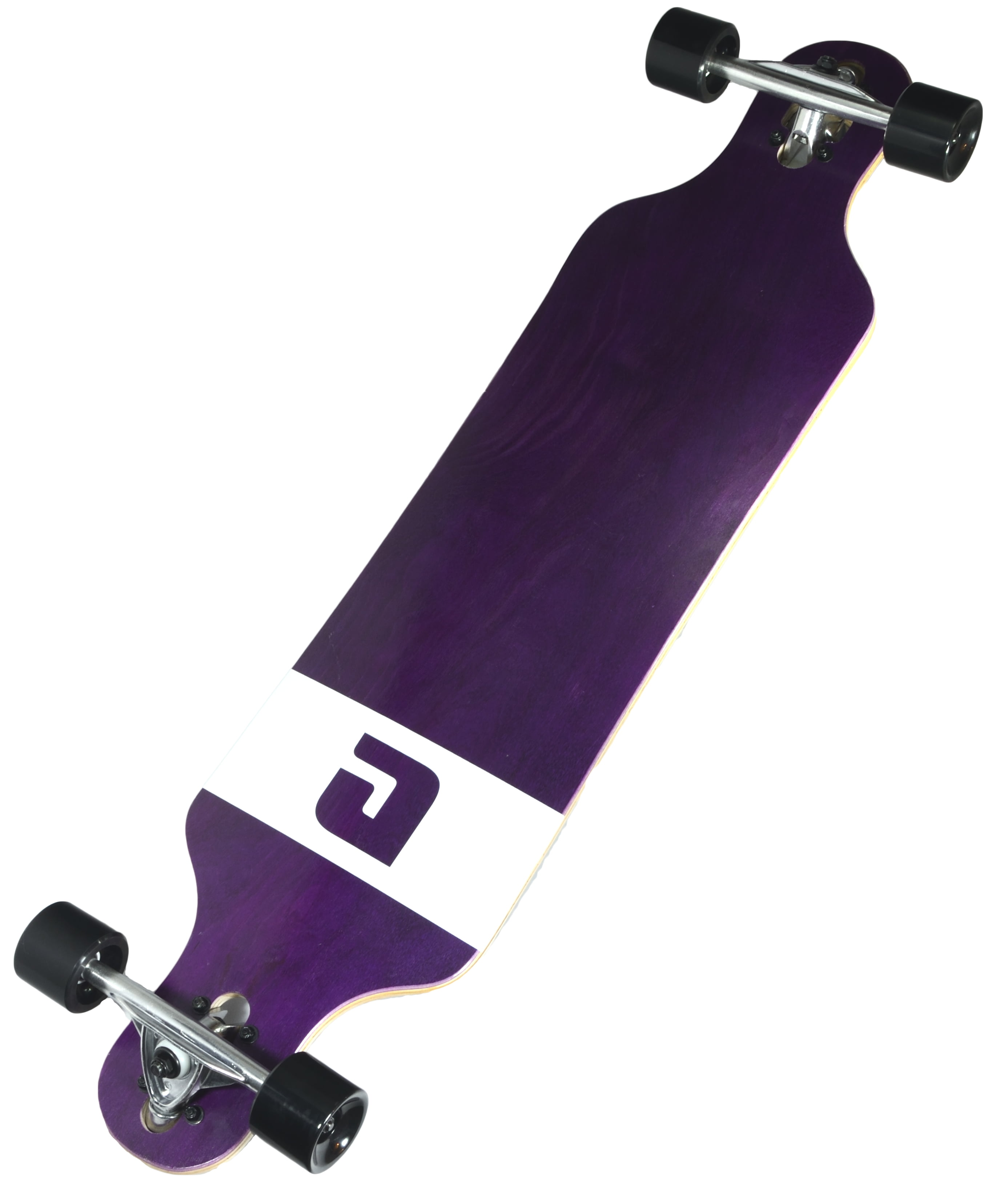 Atom Drop Through Longboard 40 Inch (Veneer) by Atom