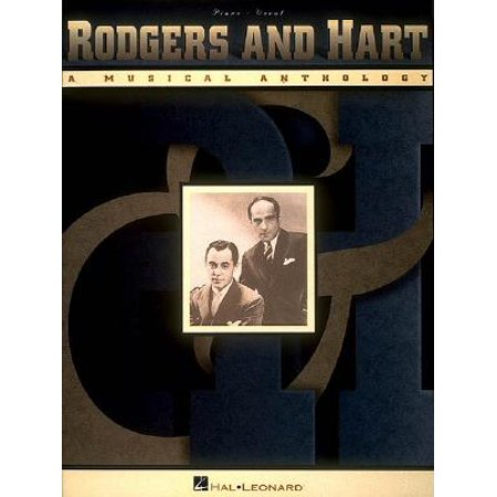 - Rodgers and Hart - A Musical Anthology