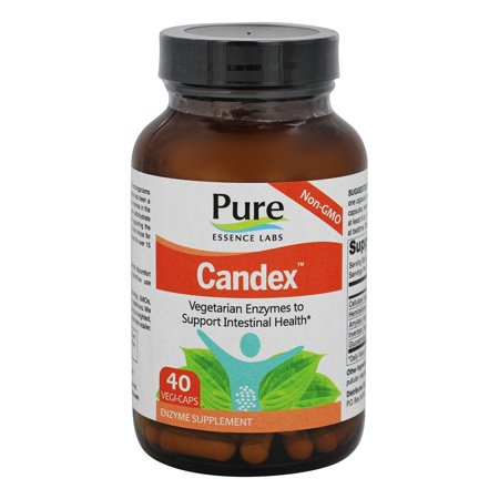 Pure Essence Labs - Candex - 40 Vegetarian Capsules