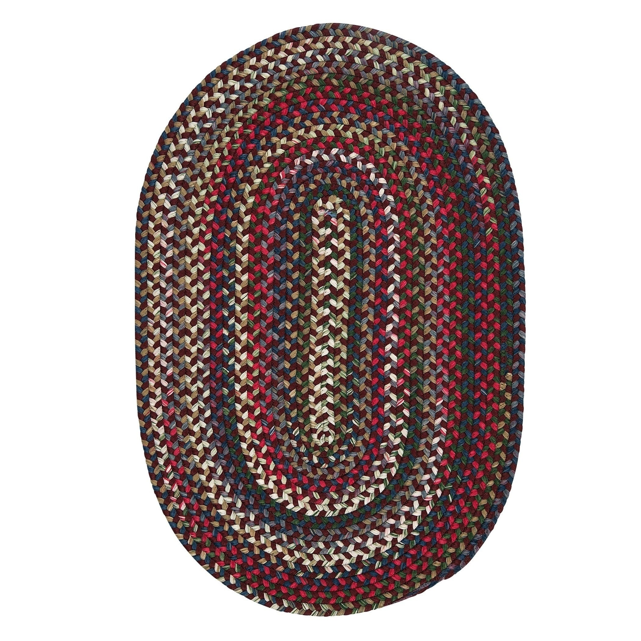 Colonial Mills Aurora Reversible Braided Accent Rug (2' x 3') 2' x 3' by Overstock