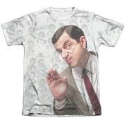 Mr Bean Close Up Mens Sublimation Shirt