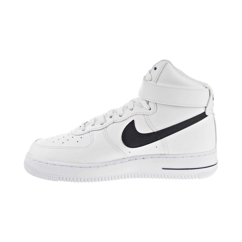 Nike Air Force 1 High '07 Men's Shoes White-Black ck4369-100