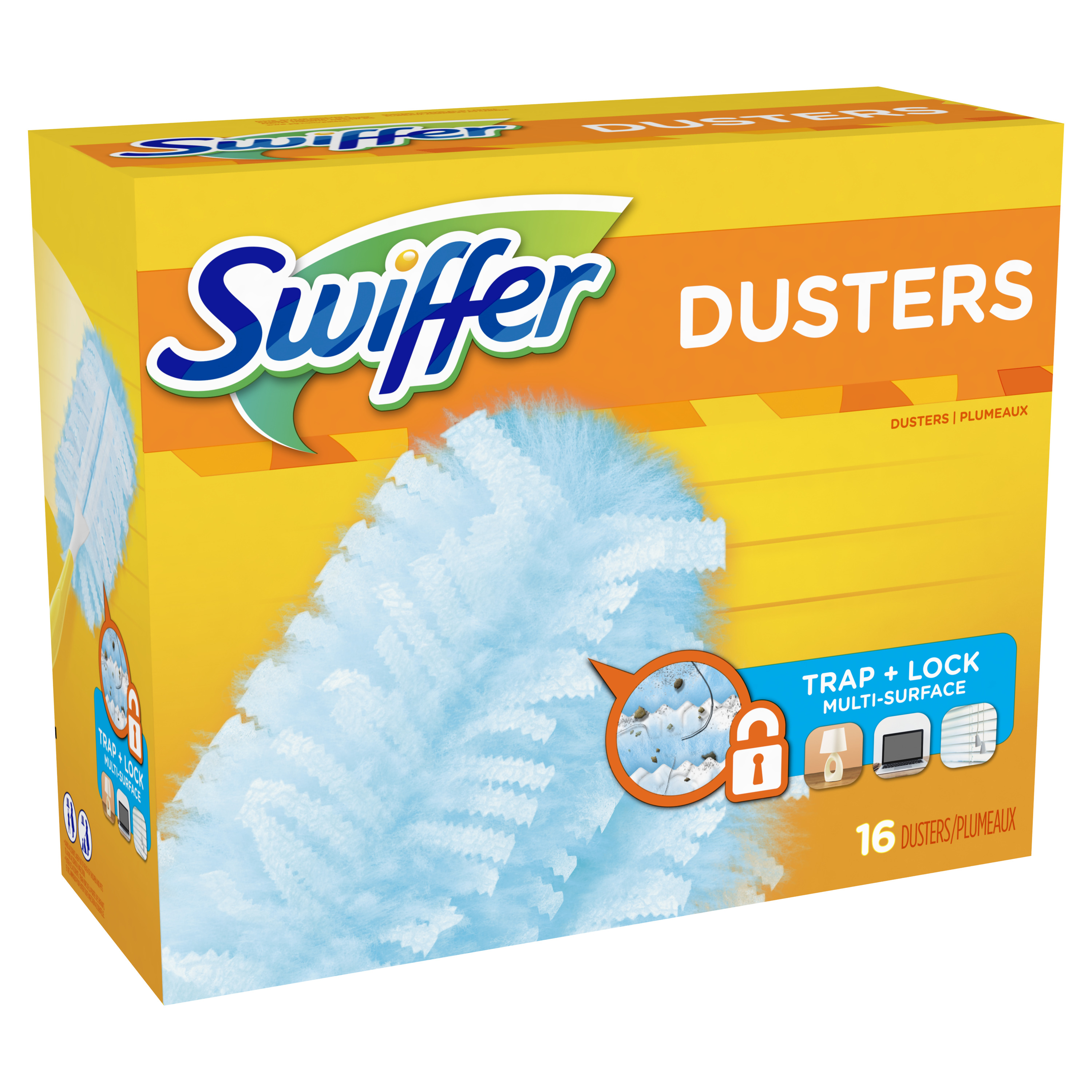 Swiffer 180 Dusters Multi Surface Refills, Unscented, 16 Count