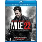 Mile 22 (Blu-ray + DVD + Digital Copy)