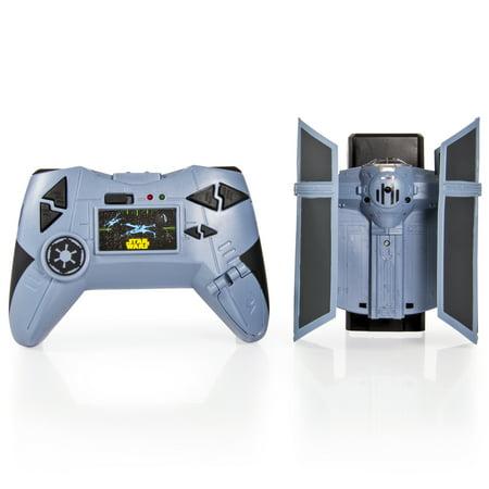 Air Hogs Star Wars Remote Control Zero Gravity TIE Advance (Air Hogs Star Wars Remote Control Millennium Falcon)