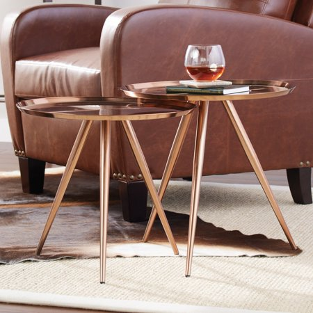 Tiffany Office Furniture (Tiffany Side Table, 2-Pack )