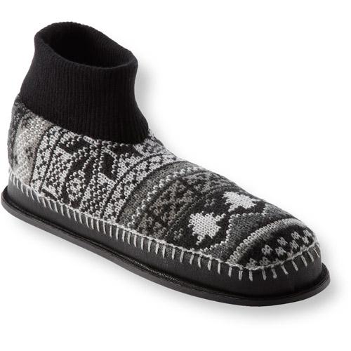 MUK LUKS - Cullen Retro Nordic Ankle Slipper