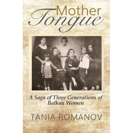 Samoa Map - Mother Tongue : A Saga of Three Generations of Balkan Women