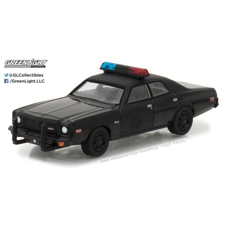Greenlight 1:64 Scale Black Bandit Series 18 1976 Dodge Coronet (1976 Dodge Motorhome)