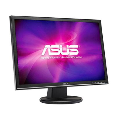 Asus - VW22AT-CSM - Asus VW22AT-CSM 22 LED LCD Monitor - 16:10 - 5 ms - Adjustable Display Angle - 1680 x 1050 - 16.7