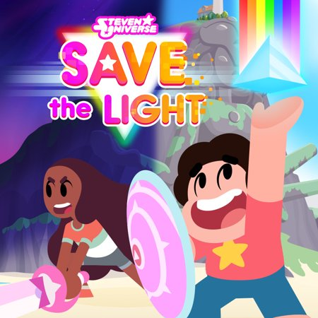 Steven Universe: Save the Light, Cartoon Network, Nintendo Switch, 109934(Email (Steven Universe Save The Light Nintendo Switch)