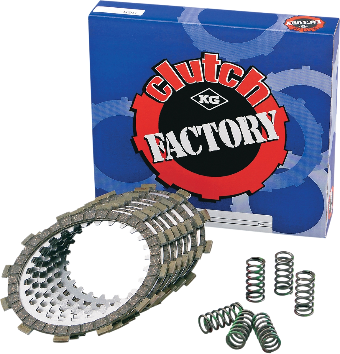 KG Powersports KGK-7004H Complete Clutch Kit