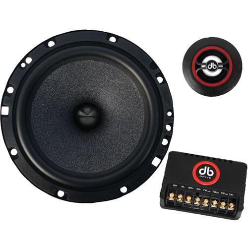 "db Drive S3 65CV2 6.5"" Okur S3V2 Series Component Speaker"