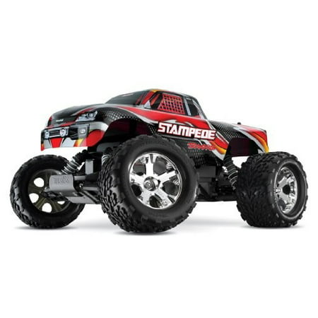 Traxxas Stampede 0.1 2WD Monster Truck 36054-1 (Red)