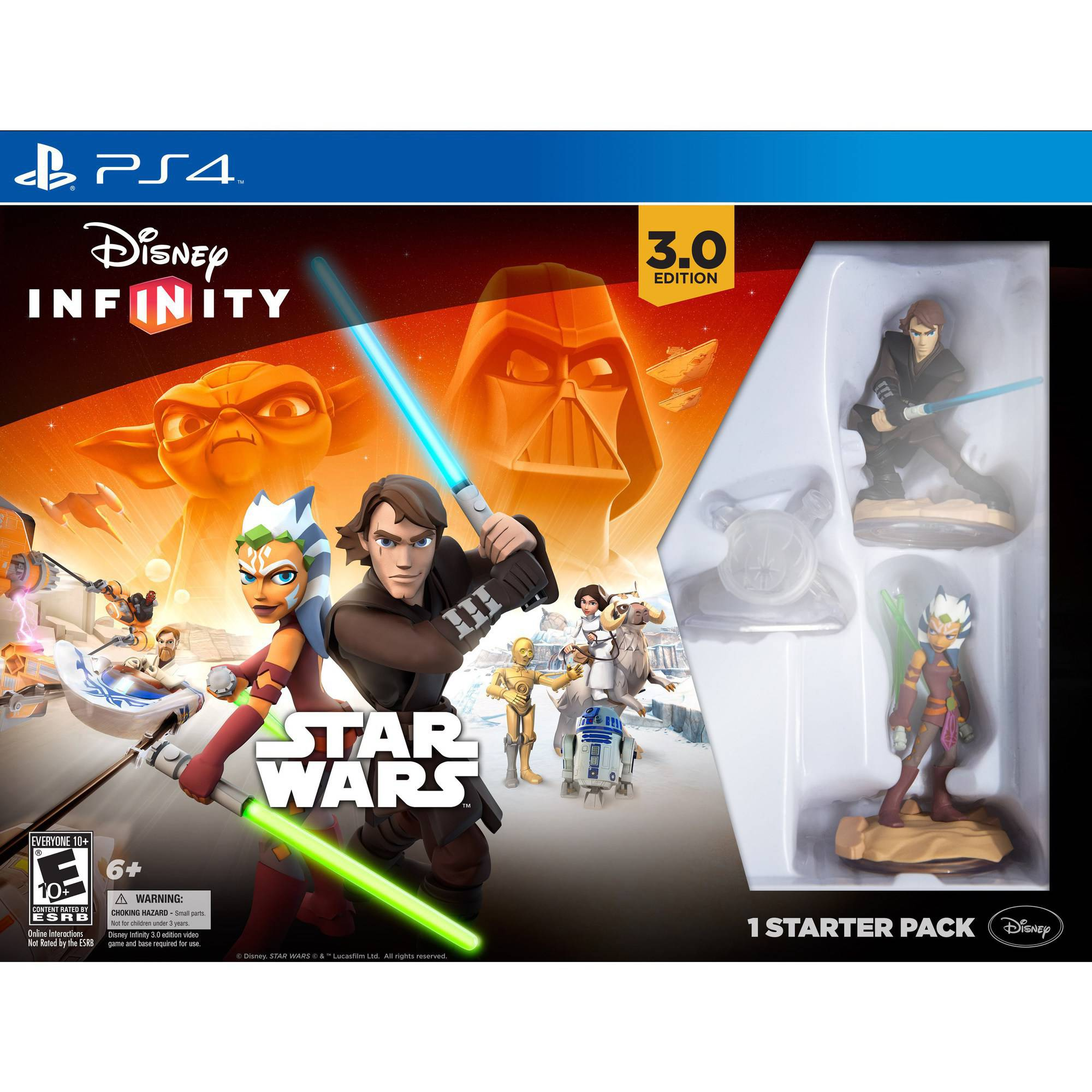 Disney Infinity 3.0 Edition Starter Pack (PS4)