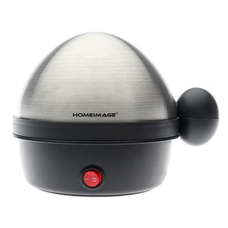 Homeimage Electric 7 Egg Cooker And Poacher With Tray And