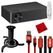 "Best Lg Projectors - LG HU70LAB 4K UHD Smart Projector, 140"" Display Review"