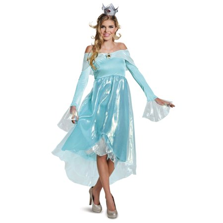 Super Mario Deluxe Rosalina Women's Costume for $<!---->