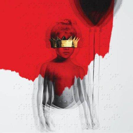 Rihanna   Anti  Explicit   Deluxe Edition   Cd